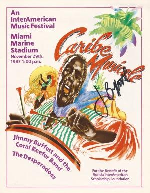 Caribe Musicale 11-29-1987